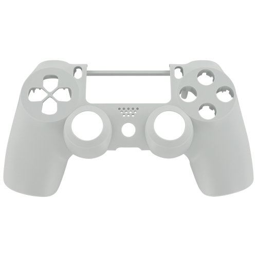 ZedLabz replacement OEM front housing shell face for Sony PS4 Playstation 4 controllers - white