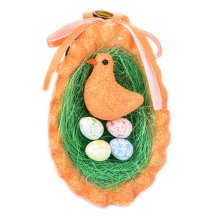 Easter Decoration Children's Party Decorations Easter Eggs Decorations[G]