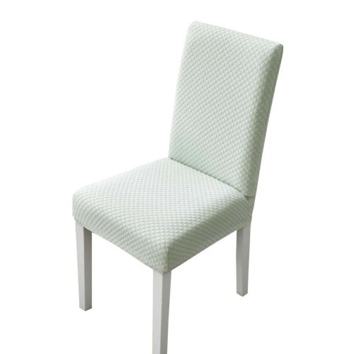 Knit Stretch Dining Room Chair Slipcover - The Chair is not Included - 11