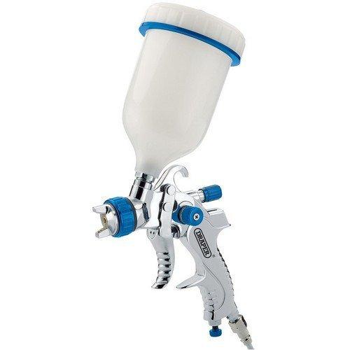 Draper 09706 600ml Gravity Feed HVLP Air Spray Gun