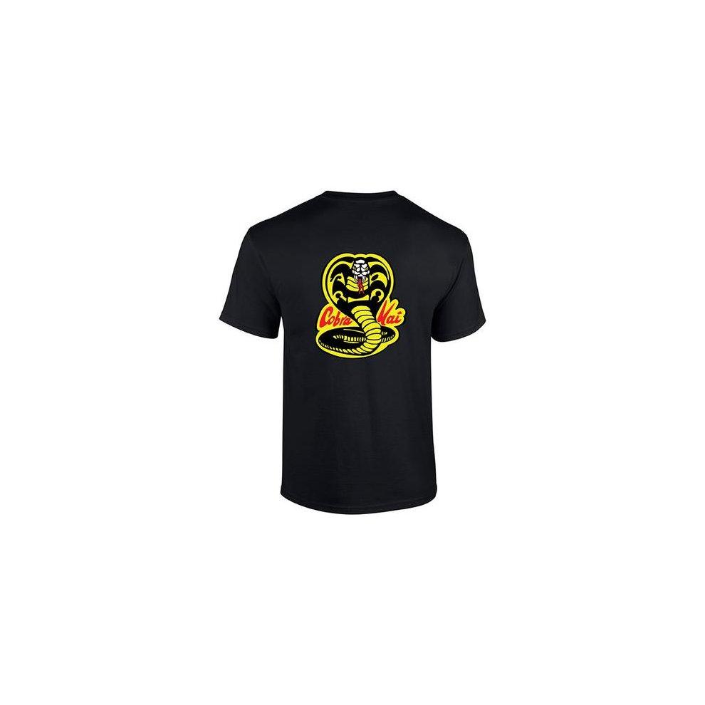 24d61aa32 Vintage Movie Karate Kid Cobra Kai Fist T-Shirt on OnBuy