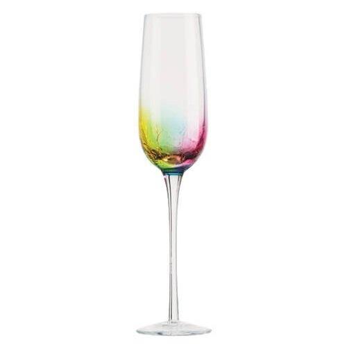 Artland Neon Set of 2 Champagne/Prosecco Flutes