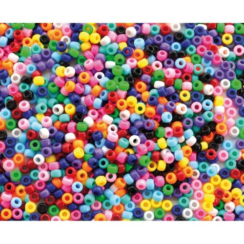 Pbx2470717 - Playbox - Plastic Beads (kongo ) Basic - 1000 Pcs