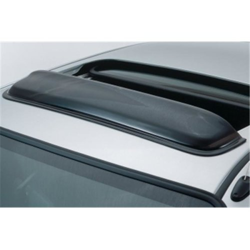 VENTSHADE CO 77002 Sunroof Wind Deflector, Smoke