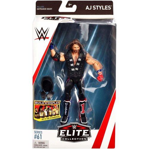 WWE Elite - Series 61 - AJ Styles Figure