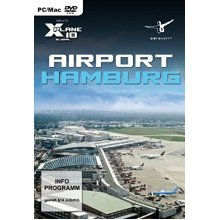 Airport Hamburg X-Plane 10 Add On (Mac/PC DVD)