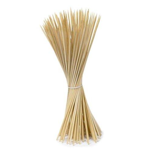 EMG IMU71050 12 in. Imusa Bamboo Skewers, Brown
