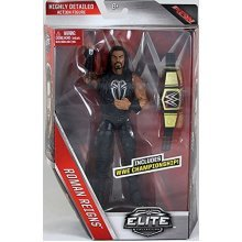 WWE Mattel Elite Series 45 Roman Reigns Wrestling Action Figure New Sealed