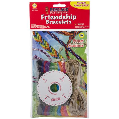 Friendship Bracelets Super Value Pack-
