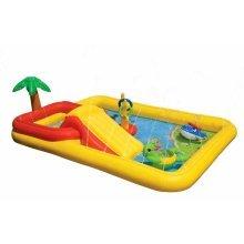 Intex 57454 Ocean Play Center inflatable sprinkling paddling pool