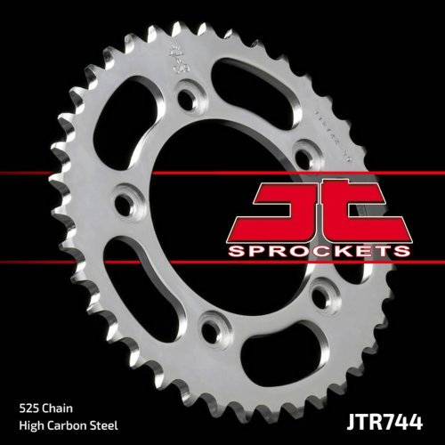 39 tooth JT rear sprocket 525 pitch for Ducati 749 999 03-07 S R Dark