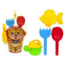 Animal Bucket & Spade Set -
