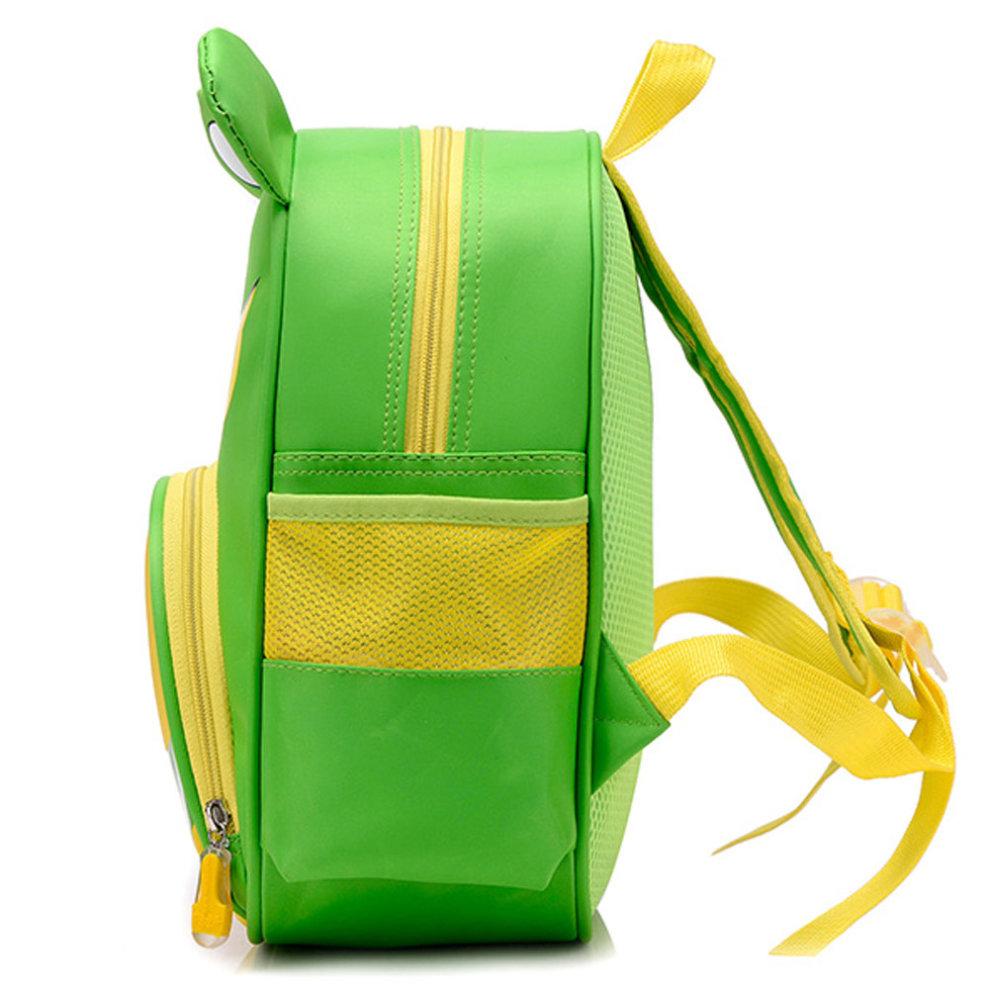 0e8b6380a4ba Kindergarten Cute Backpack Back Pack School Bags Book Bag for Kids, Orange