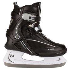 Nijdam Ice Hockey Skates Size 39 3350-ZWW-39