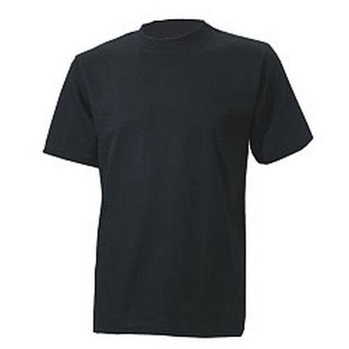 Click CLCTSHWBLL T Shirt Heavy Cotton Black Large
