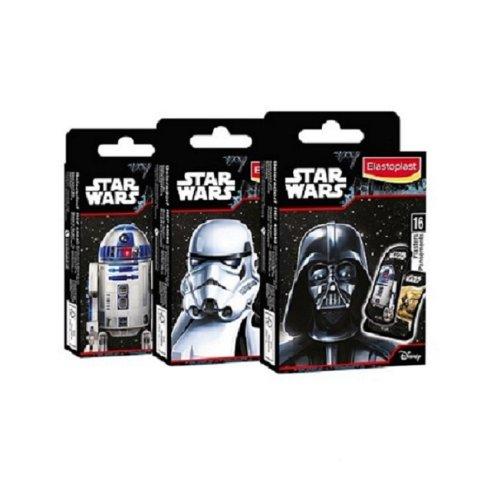 Elastoplast Star Wars Plasters 16s