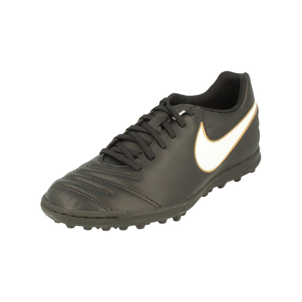 half off 5ae6e fe89a Nike Tiempo Rio III Tf Mens Football Boots 819237 Soccer Shoes