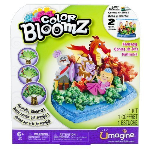 Color Bloomz - Fantasy Activity Kit