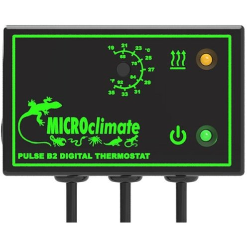 Microclimate Pulse B2 Black 600W