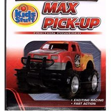 Kids Stuff - Red Max Pick-Up - Friction Powered