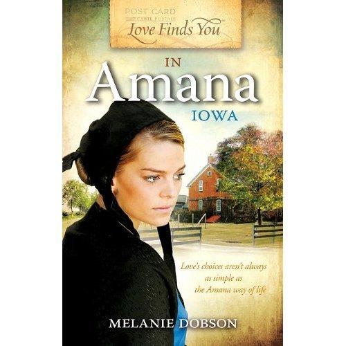 LOVE FINDS YOU AMANA IOWA
