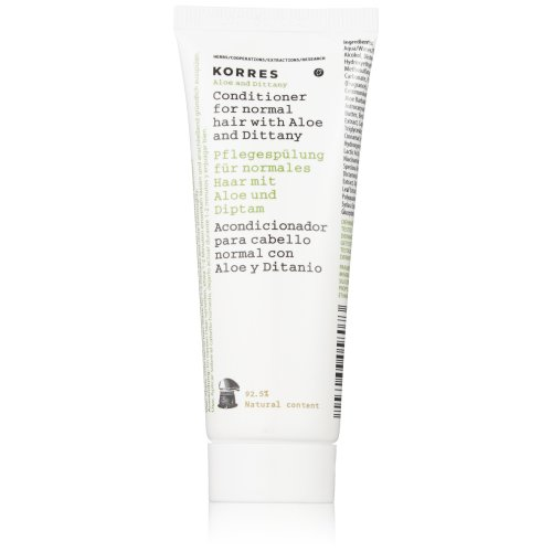 KORRES Travel Size Aloe and Dittany Conditioner 40 ml