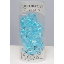 Decorative Acrylic Hearts Crystals