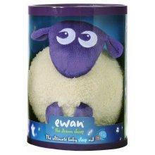 Easidream Purple Ewan The Dream Sheep | Baby Sleep Aid
