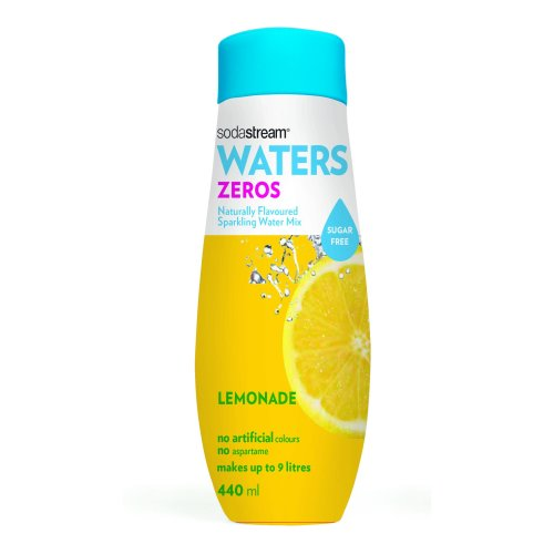 SodaStream Zeros Lemonade drinks mix