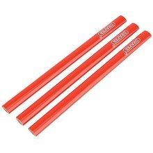 Carpenters Pencils 3 Per Card