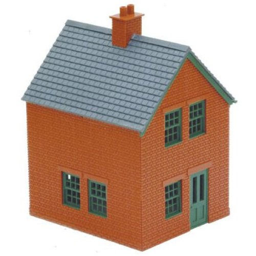 Station House Brick x2 - OO/HO building kit - Peco LK-14 - free post