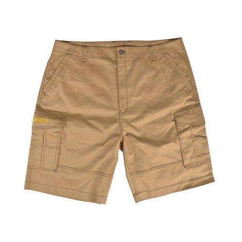 Roughneck Clothing 95-613 Khaki Work Shorts Waist 36in