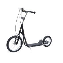 Homcom Push Stunt Kick Scooter Children Ride Street