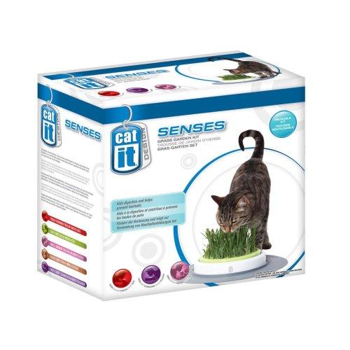 Catit Senses Grass Garden Kit