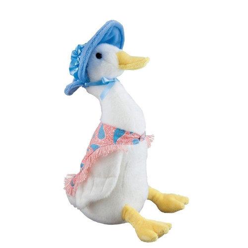 Peter Rabbit Plush Jemima Puddleduck Childrens Soft Toy