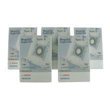 Bosch Type G Vacuum Cleaner Synthetic fleece Dust Bags x 20 + Filters
