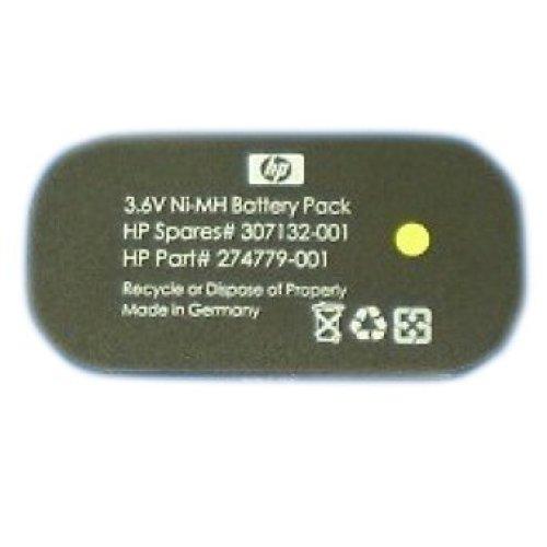 Hewlett Packard Enterprise 307132-001 Nickel-Metal Hydride (NiMH) 3.6V non-rechargeable battery