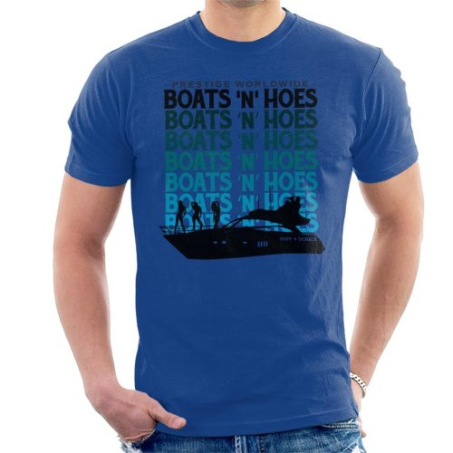 Step Brothers Boats N Hoes Men's T-Shirt