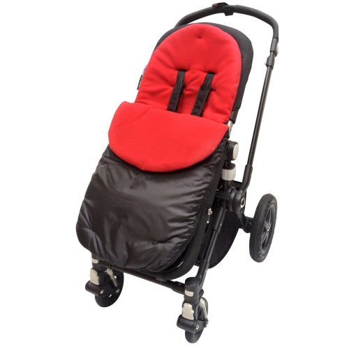Grey Camouflage Fleece Footmuff Compatible With Graco Stadium Duo