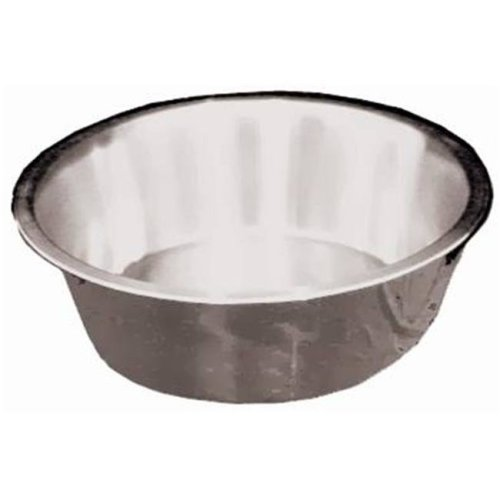 Lindy's 48850 8.5 Quart Stainless Steel Flat Bottom Dish Pan