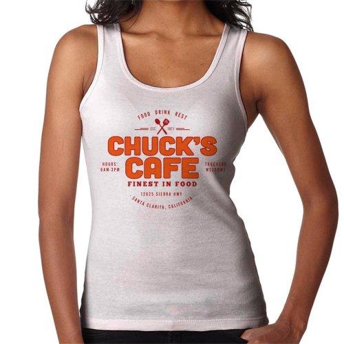 Chucks Cafe Santa Clarita Duel Women's Vest