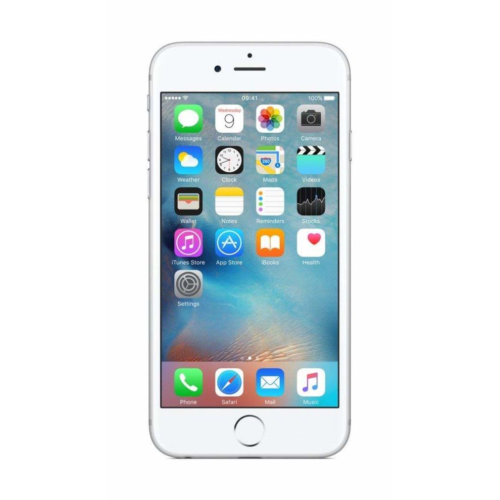 O2, 16GB Apple iPhone 6s - Silver