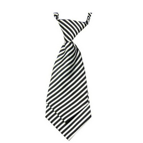 Unique Baby Tie Adjustable Neck Tie Party Wedding Show Tie Girl Boy Tie [White]