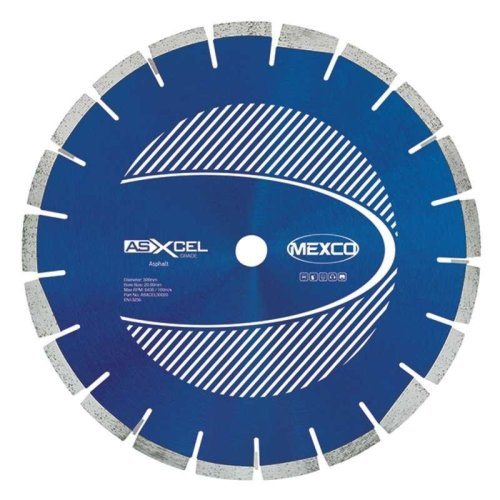 Mexco ASX10 300mm Asphalt Diamond Blade