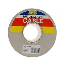 Cable - 10m Single Black Automotive Starter 1x 25mm? 170amp - Maypole 3365b -  maypole 10m black cable 3365b 1x19604mm starter