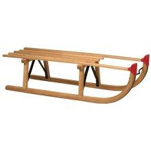 Nijdam Sledge Wood Davos 80 cm 0272
