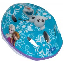 Dino Disney Frozen Kids Protective Cycling Safety Helmet Blue 48 to 54
