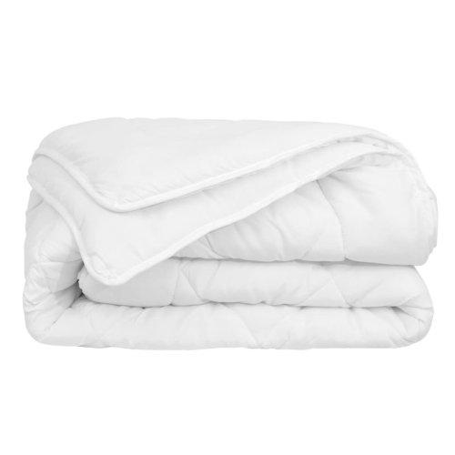 vidaXL 4 Seasons Duvet/Quilt 140x200 cm White