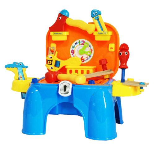 Educational Toys Pretend & Play Toys Durable Children Repair Kit Tool chair