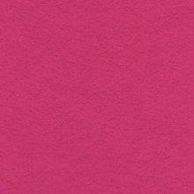 "Kunin Rainbow Eco Felt Sheet - 12"" x 9"" ( 30cm x 23cm ) - 100% Polyester - Fuchsia"